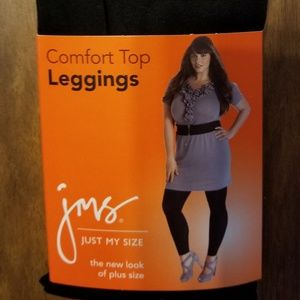 300741a17fdbf Just My Size leggings